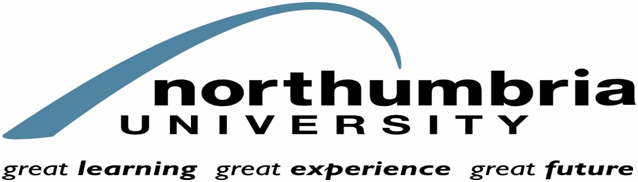หลักสูตรเปิดเดือนมกราคม 2560 at Northumbria University - London Campus - January Intake 2017