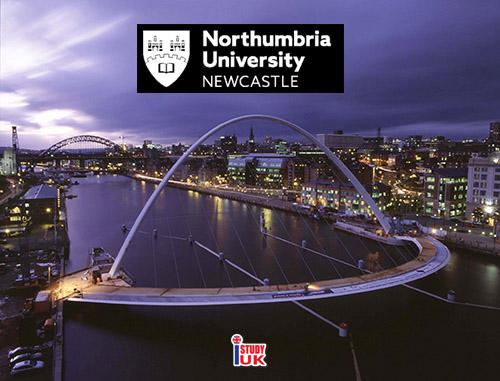 ทุนเรียนต่อป.โทอังกฤษ 50% รอบมกราคม 2561 เกรดไม่สูงก็สมัครทุนได้ Northumbria University Newcastle