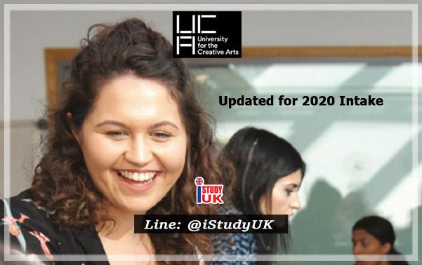 อัพเดทข้อมูลสถานการณ์เรียนต่ออังกฤษช่วงโควิดเรียนต่อปริญญาโท ปริญญาตรีอังกฤษ ที่ UCA - University for the Creative Arts UK