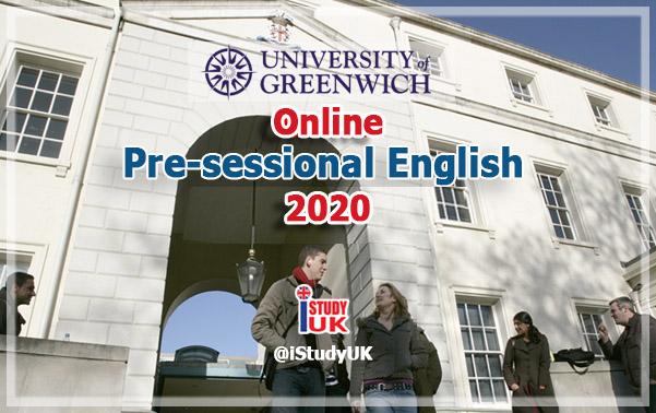 สมัครเรียนต่ออังกฤษลอนดอน มหาวิทยาลัย Greenwich กับ เอเยนซี่ I Study UK ปรึกษาฟรี ได้คะแนน IELTS 4.0 4.5 5.0 5.5 6.0 ต้องเรียนเรียนต่ออังกฤษ pre-sessional english course University of Greenwich London นานเท่าไหร่ก่อนเรียนต่อปริญญาตรีและปริญญาโทอังกฤษลอนดอน 2020 สำหรับนักเรียนไทย