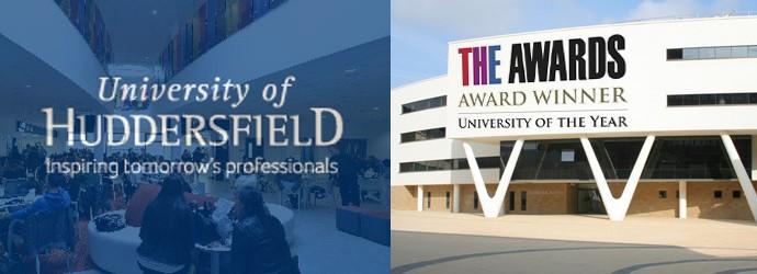 หลักสูตรเปิดเดือนมกราคม 2019 at University of Huddersfield UK - January Intake 2019