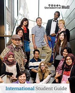 เรียนต่อปริญญาตรี โท เอก อังกฤษ ที่ University of Hull - Study in UK