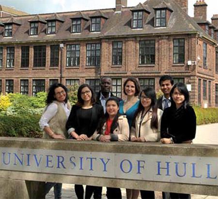 ทุนเรียนต่อโทอังกฤษ University of Hull - เปิดรับสมัครทุนเรียนต่อป.โทอังกฤษ รอบมกราคม 2559