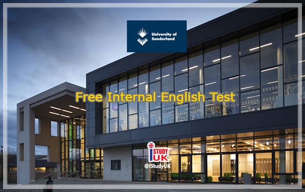 ติดต่อเอเยนต์เรียนต่อประเทศอังกฤษ สมัครสอบ Internal English Test แทนสอบ IELTS เพื่อเรียนต่อประเทศอังกฤษ ที่ University of Sunderland ฟรี ไม่เสียค่าใช้จ่าย กับ เอเยนซี่ I Study UK ปรึกษาฟรีดูแลตลอดระยะเวลาในต่างแดน College เจ้าหน้าที่ I Study UK ผ่านการอบรมความรู้เฉพาะโดย British Council