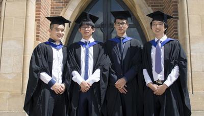 เรียนต่ออังกฤษ เรียน International Foundation Year ที่ ที่ University of Surrey - International Study Centre - Surrey ISC