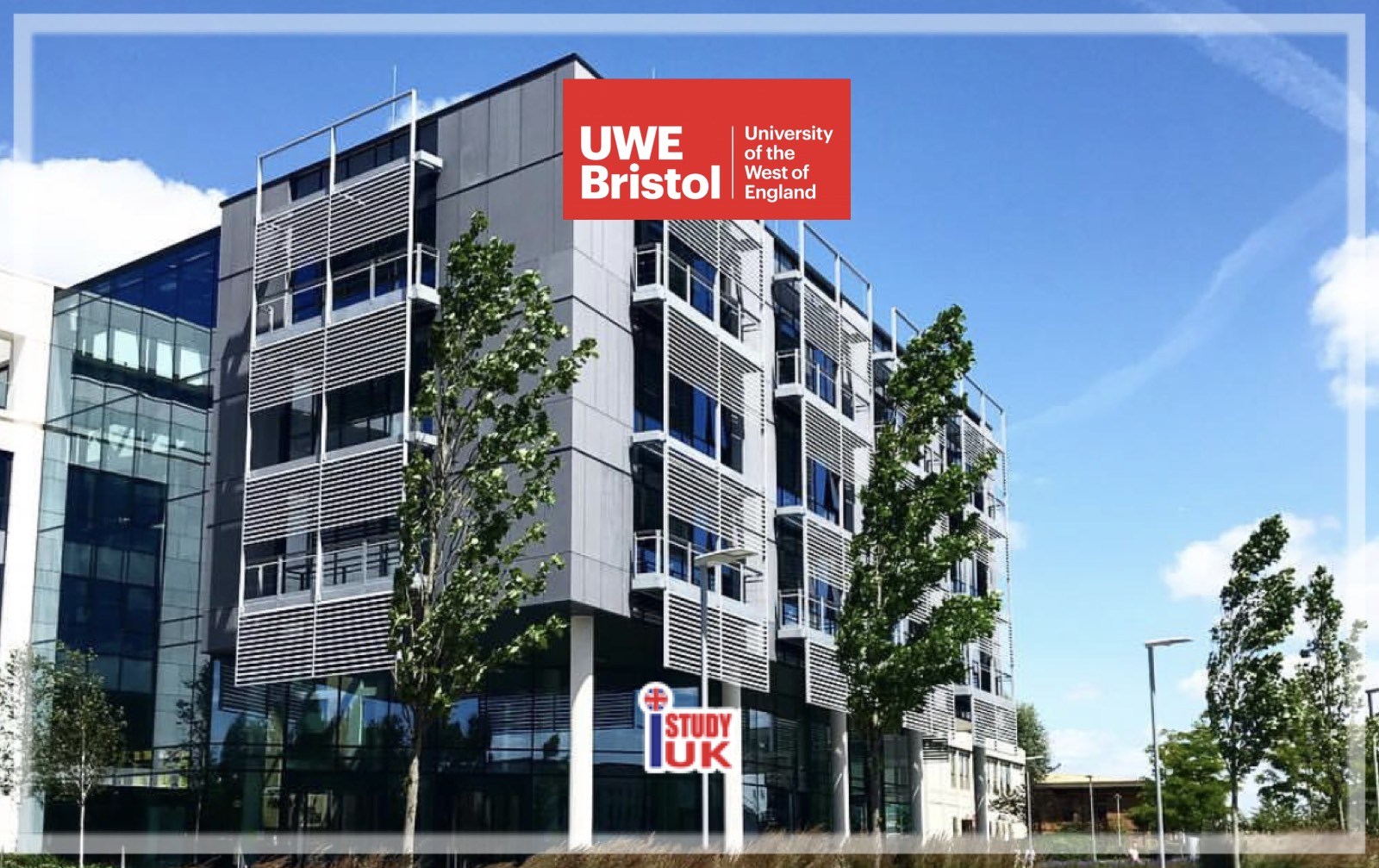 สมัครเรียนปริญญาโทปริญญาตรีอังกฤษนอกลอนดอน at UWE - Bristol - University of the West of England, UK ไม่ใช้ IELTS กับเอเจนซี่เรียนต่ออังกฤษ I Study UK...We focus only UK